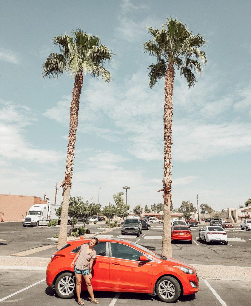 Phoenix Arizona Car