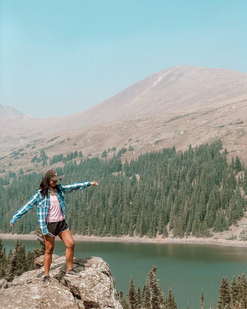 Silver Dollar Lake Trailhead