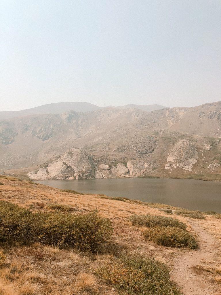 Silver Dollar Lake Trailhead Hike