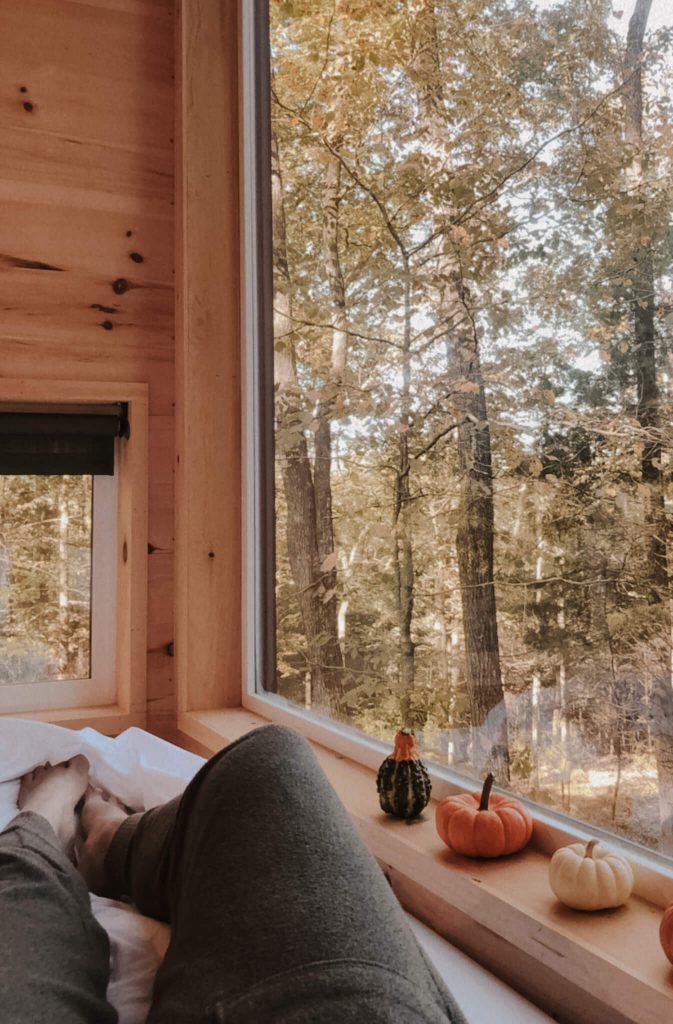 getaway house cabin