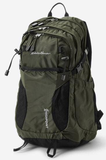 eddie bauer backpack review