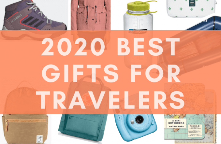 Gifts for someone who loves to travel