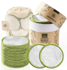 Sustainable cotton rounds