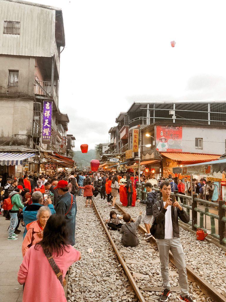shifen railroad
