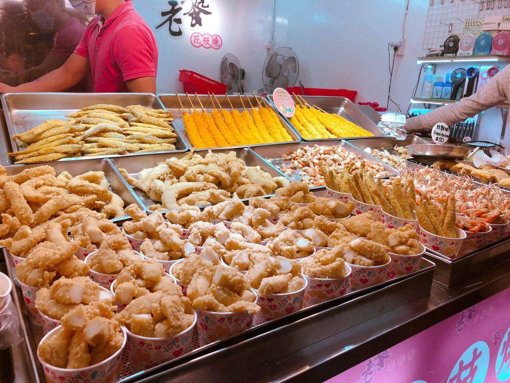 jiufen foods taiwan