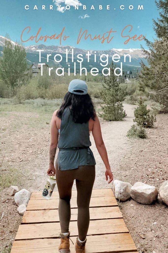 Trollstigen Trailhead