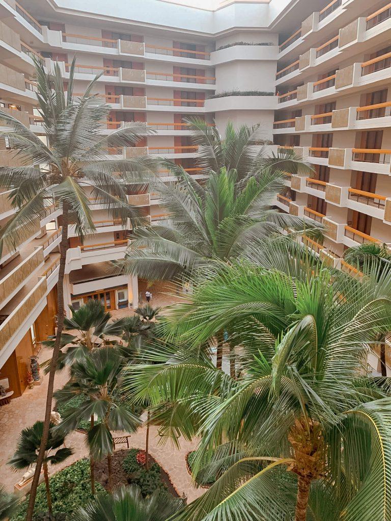 Hyatt regency hotel and spa